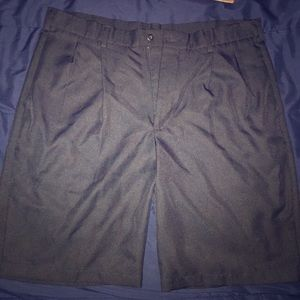 Other - Black Khaki Shorts